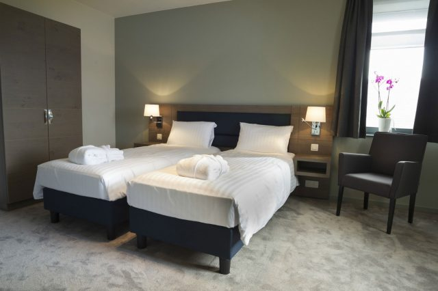 Azur en Ardenne hotel twin kamer