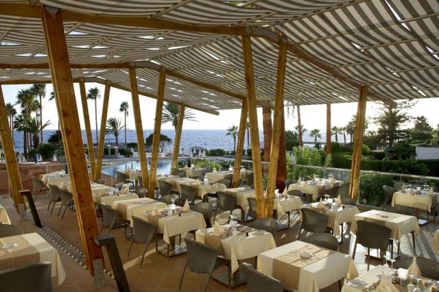 Cypria Maris Beach restaurant