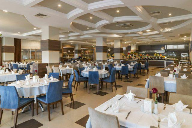 Hane Garden buffet restaurant