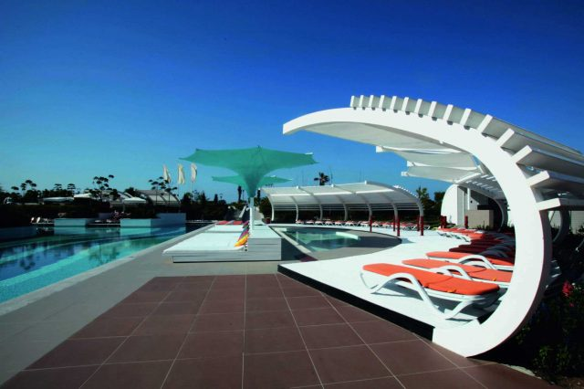 Sensimar Side Resort & Spa zwembad