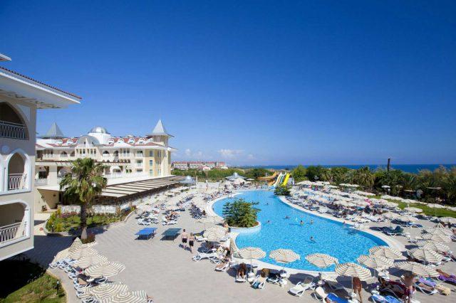 Sidestar Resort zwembad